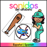 Sonidos Iniciales - Beginning Sounds Spanish