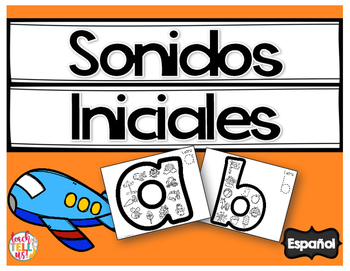 Sonidos Iniciales - Beginning Sounds in Spanish