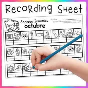 Sonidos Iniciales - Octubre