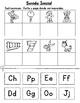 Sonidos Iniciales:  Repaso de sonidos iniciales corta y pega actividades