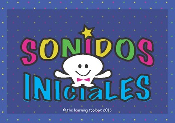Sonidos Iniciales by The Learning Toolbox