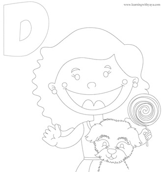 Sonidos-Song and coloring book (SPANISH)