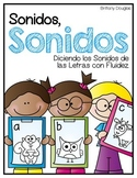 Sonidos, Sonidos--Spanish Letter Sound Fluency