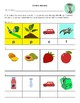 Sonidos iniciales/Beginning Sounds