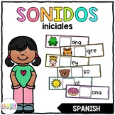 Centro de Sonidos Iniciales (Beginning Sounds Center in Spanish)