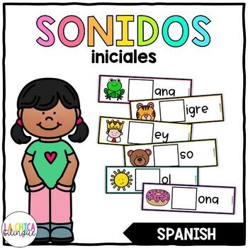 Centro de Sonidos Iniciales (Beginning Sounds Center in Spanish)