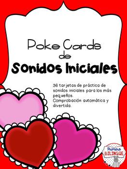 Sonidos iniciales Poke Cards