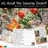 Sonoran Desert Fact and Research