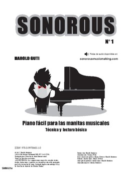 Sonorous No.1 _ Spanish