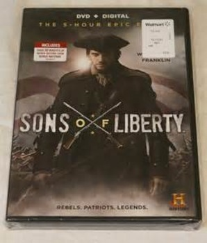 Sons of Liberty - Episode #1 - A Dangerous Game - Movie Guide