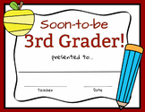 End of Year & Graduation Certificates!