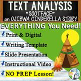 Sootface by Robert San Souci - Text Dependent Analysis Narrative Writing
