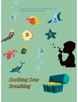 Soothing Seas Classroom Poster