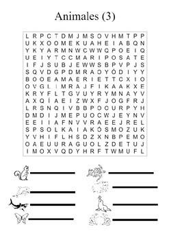 Sopas de letras