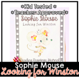 Sophie Mouse: Looking for Winston | Book Companion | Novel