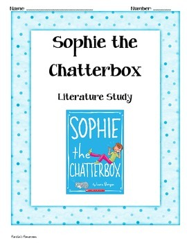 Sophie the Chatterbox