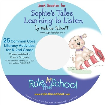 Sophie's Tales Book Booster