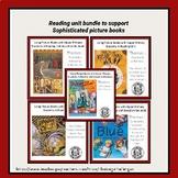 Picture Book Units for older kids Bundle