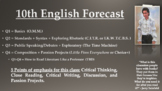 Sophomore English Lesson Plans (Year)