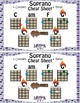 Soprano Ukulele Color-Coded Cheat Sheets