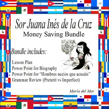 Sor Juana Inés de la Cruz (mini bundle)