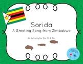 Sorida: A Greeting Song From Zimbabwe