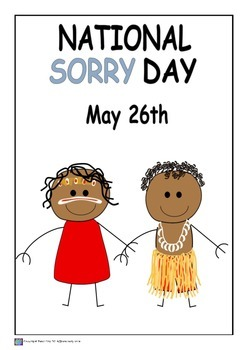Sorry Day Australia Posters