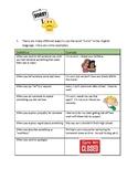 Sorry ESL Mini Lesson (Student Version)