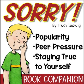 Sorry! Lesson Plan Companion