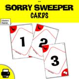 Yom Kippur - Sorry Sweeper!