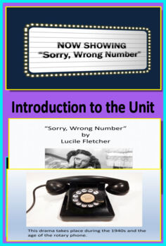 Sorry, Wrong Number Bundle - 7th Grade HMH Collections - HRW