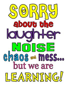 Sorry for.... We are Learning Sign