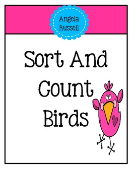 Sort And Count By Color - Birds