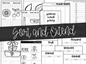 Sort-It! Plant Parts