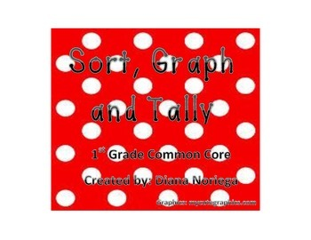 Sort, Graph and Tally (common core)
