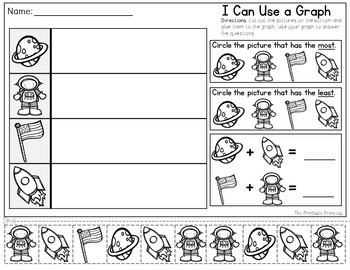 Sorting and Graphing Activities for Kindergarten and 1st