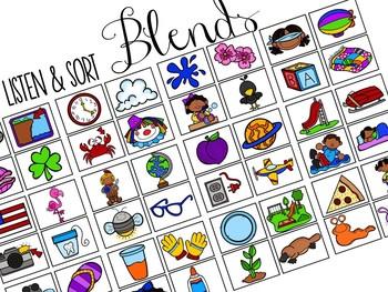 Sort-It! Blends (L Blends)