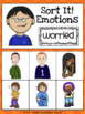 Sort It! Emotions Activity