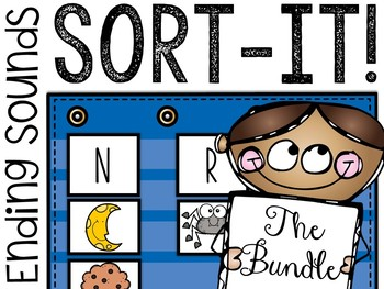 Sort-It! Ending Sounds Bundle