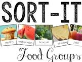 Sort-It! Food Groups