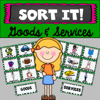 Sort It! Goods and Services