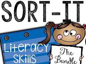 Sort-It! Literacy Activities