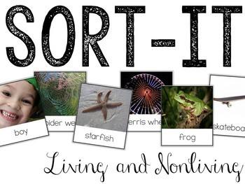 Sort-It! Living & Nonliving