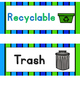 Sort It Out:  Recyclable or Garbage?