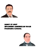 Sort It Out Spanish American War