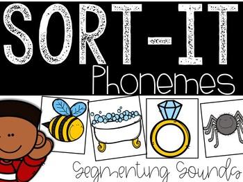 Sort-It! Phonemes