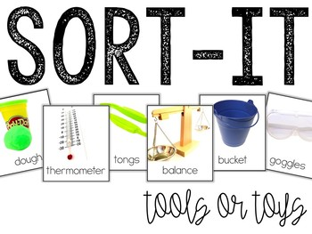 Sort-It! Science Tool or Toy