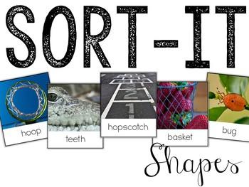 Sort-It! Shapes