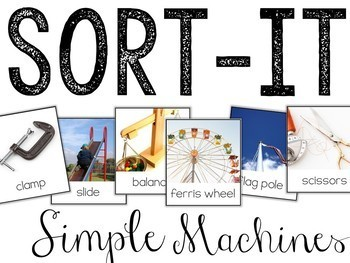 Sort-It! Simple Machines