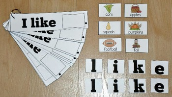 Sort It! Spell It! Read It! Sight Words Activities Bundle